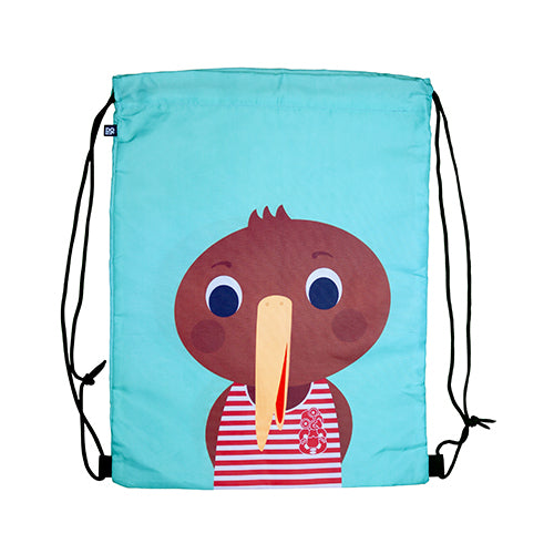 Drawstring Bag Kiwi Tots Boys - Kiwi Collections