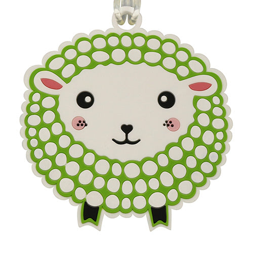 Bag Tag Tots Sheep - Kiwi Collections