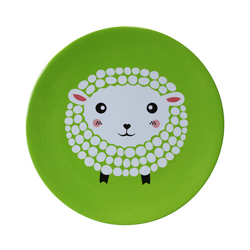 Tots Sheep / Plate - Kiwi Collections