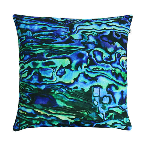 Cushion Cover Pure Paua - Kiwi Collections