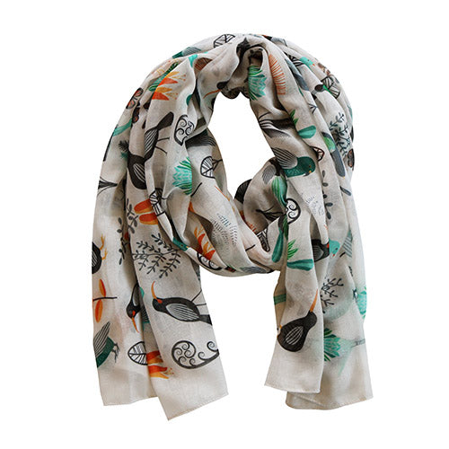 Scarf Native NZ - Kiwi Collections
