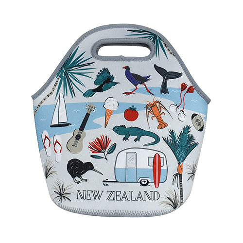 Carry-All Bag Kiwi Tour - Kiwi Collections