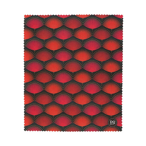 Glasses Cloth Pohutukawa Blaze