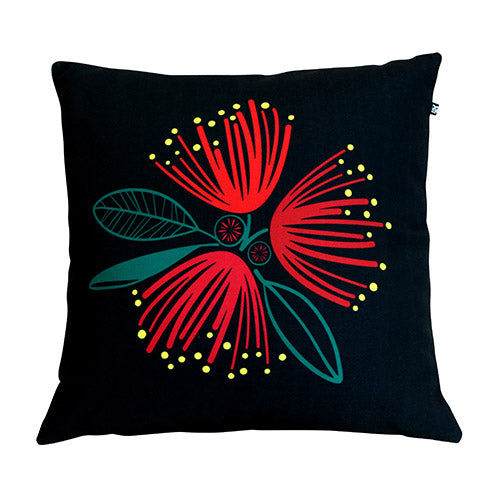 Cushion Cover Classic Pohutukawa - Kiwi Collections