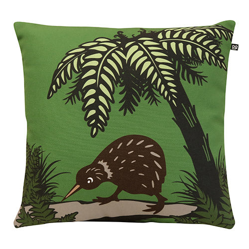Cushion Cover Bush Kiwi - Kiwi Collections