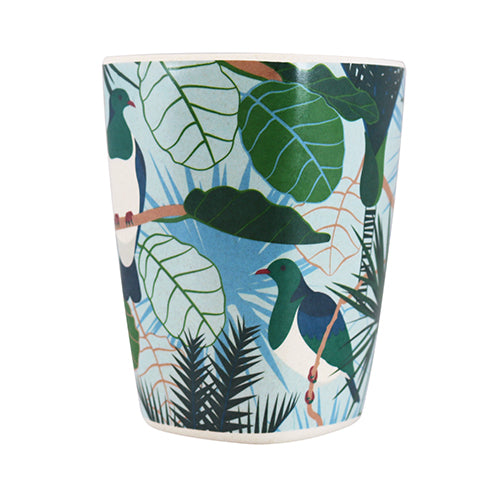 Bamboo Cup Bird Song - Kiwi Collections