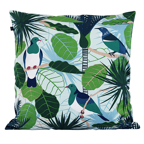 Cushion Cover Bird Song - Kiwi Collections