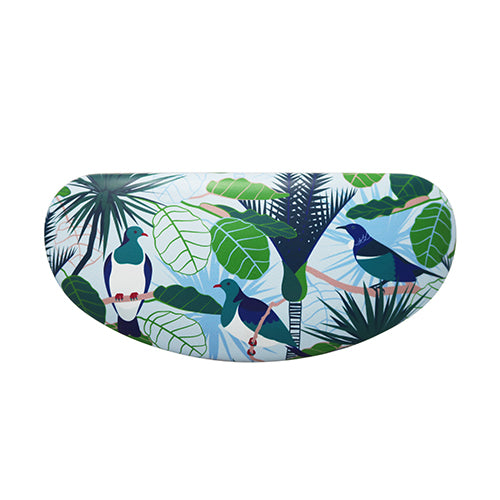 Sunglasses Case Bird Song - Kiwi Collections
