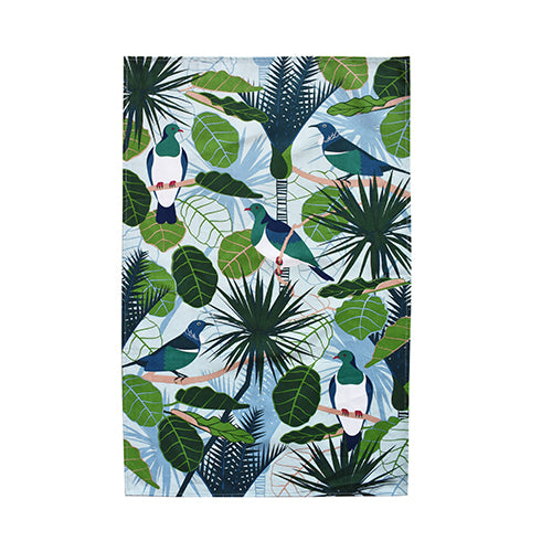 Tea Towel Bird Song - Kiwi Collections