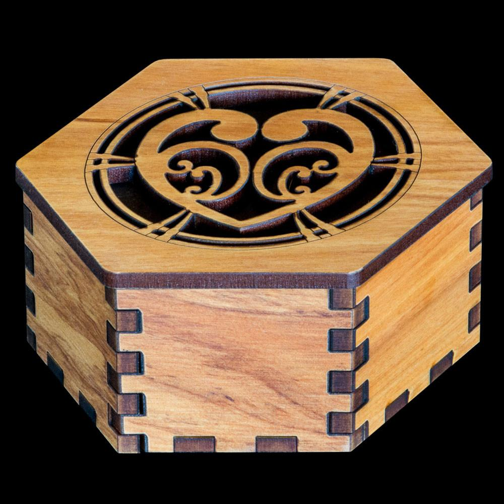 Heart Koru Gift Box - Kiwi Collections