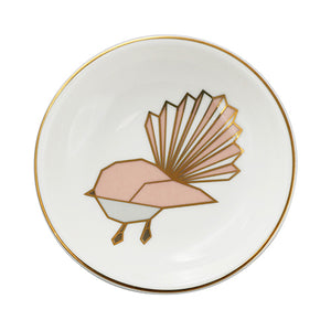 Kiwiana Dish Geo Fantail - Kiwi Collections