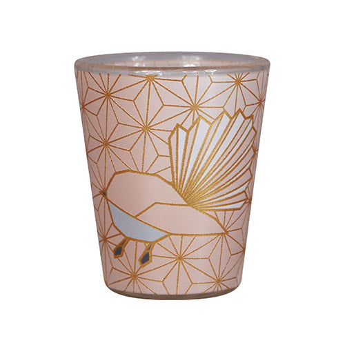 Shot Glass Geo Fantail - Kiwi Collections