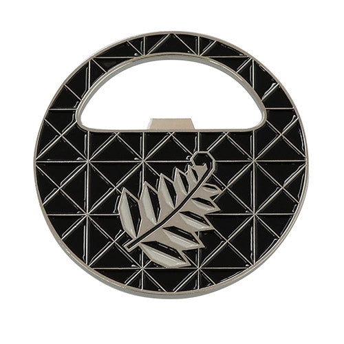Bottle Opener Geo Fern - Kiwi Collections