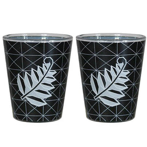 Shot Glass Geo Fern - 2 Set