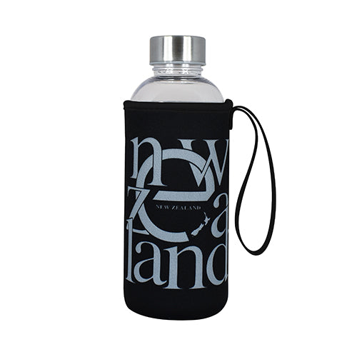 Drink Bottle NZ Typo - Kiwi Collections