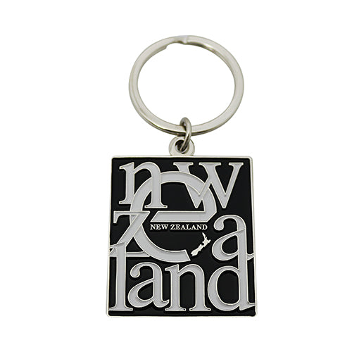 Key Ring NZ Typo - Kiwi Collections