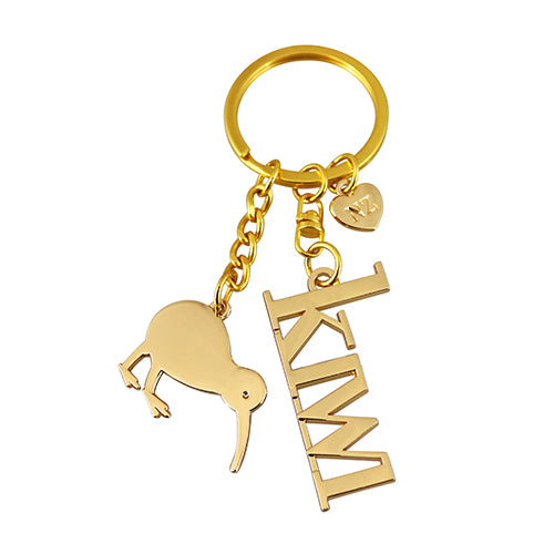 Key Ring Emblem Kiwi - Kiwi Collections