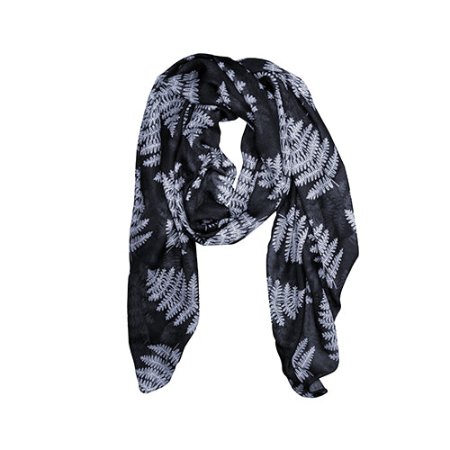 Scarf NZ Fern - Kiwi Collections