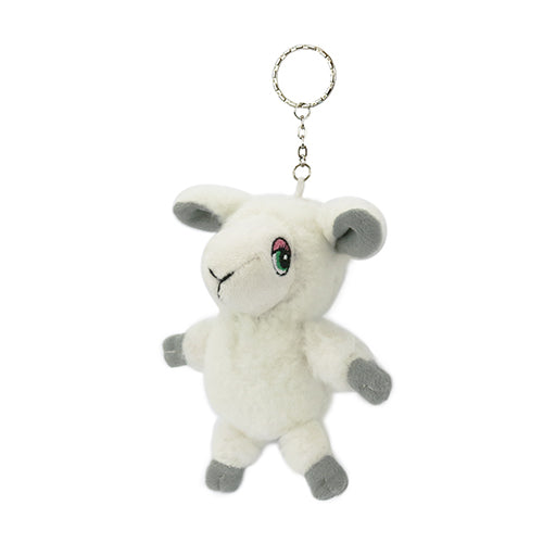 Key Ring Plush Cute Sheep