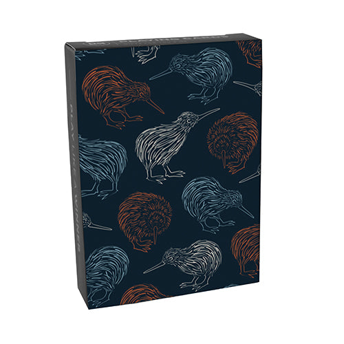 Playing Cards Kiwi Canvas
