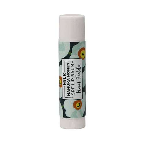 SK Manuka Honey & Milk - Lip Balm Swivel Floral Fields