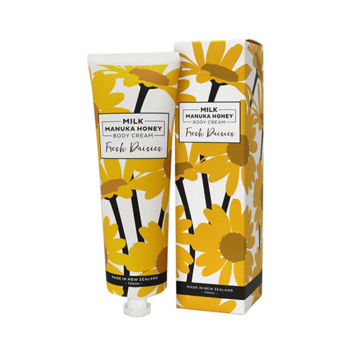SK Manuka Honey & Milk - Body Cream Fresh Daisies