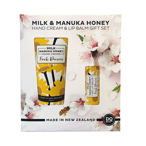 SK Manuka Honey & Milk - Gift Set Fresh Daisies (Hand & Lip)