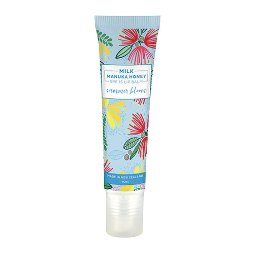 SK MH Summer Bloom Lip Balm 15SPF - Kiwi Collections