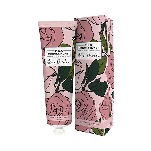 SK Body Cream Milk & Honey Rose Garden - Kiwi Collections