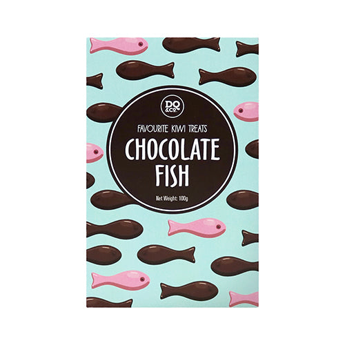 Lollies Chocolate Fish - Kiwi Collections