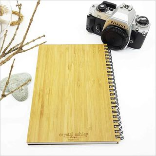 Small Bamboo Journal: Heart + Picton
