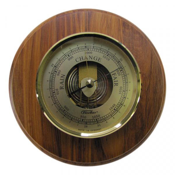 BAROMETER, RIMU - ROUND - Kiwi Collections