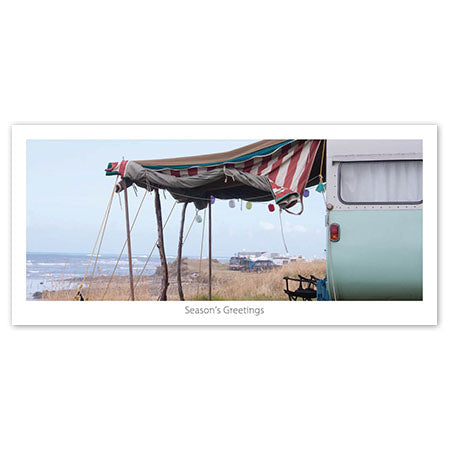 Greeting Card - Gisborn Freedom Campers  (SOLD OUT) - Kiwi Collections