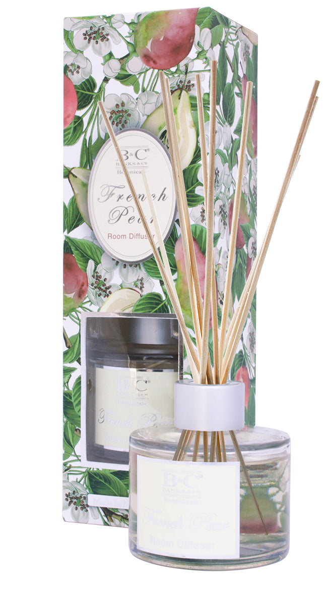 French Pear Luxury Room Diffuser - Kiwi Collections