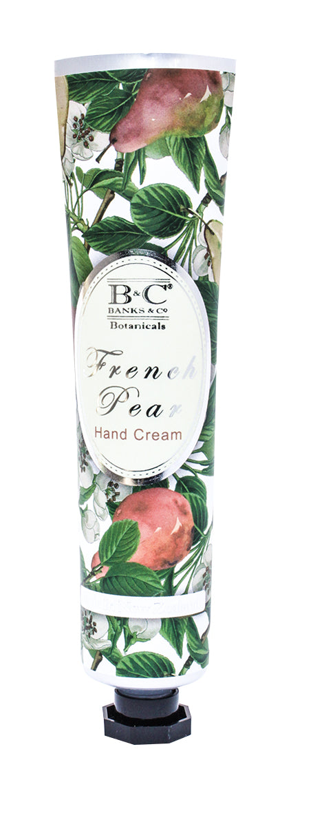 French Pear Hand & Nail Cream - Kiwi Collections