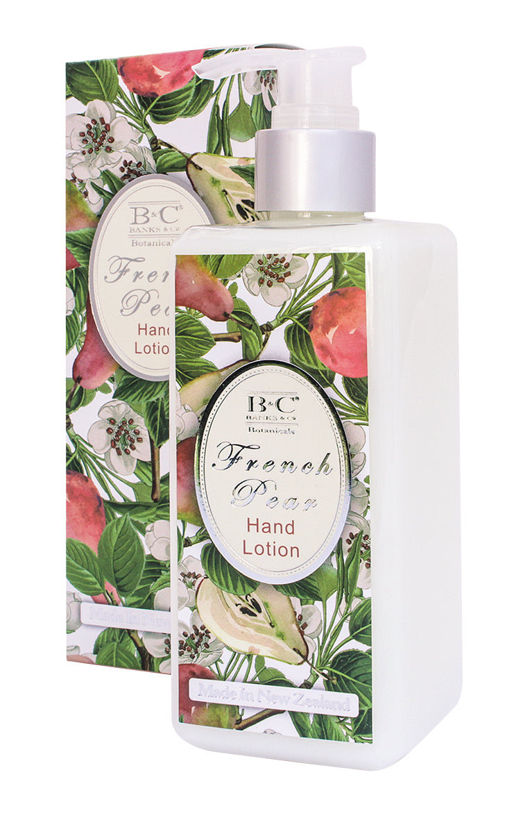 French Pear Hand & Body Lotion - Kiwi Collections