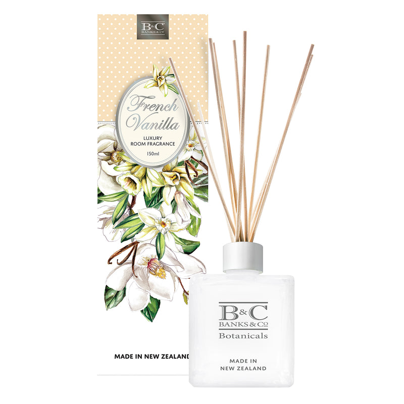 French Vanilla Luxury Room Diffuser