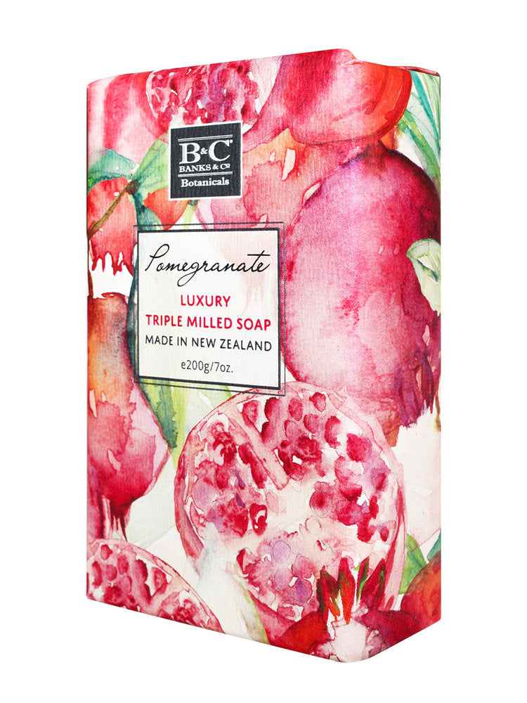 Pomegranate Luxury Soap - Kiwi Collections