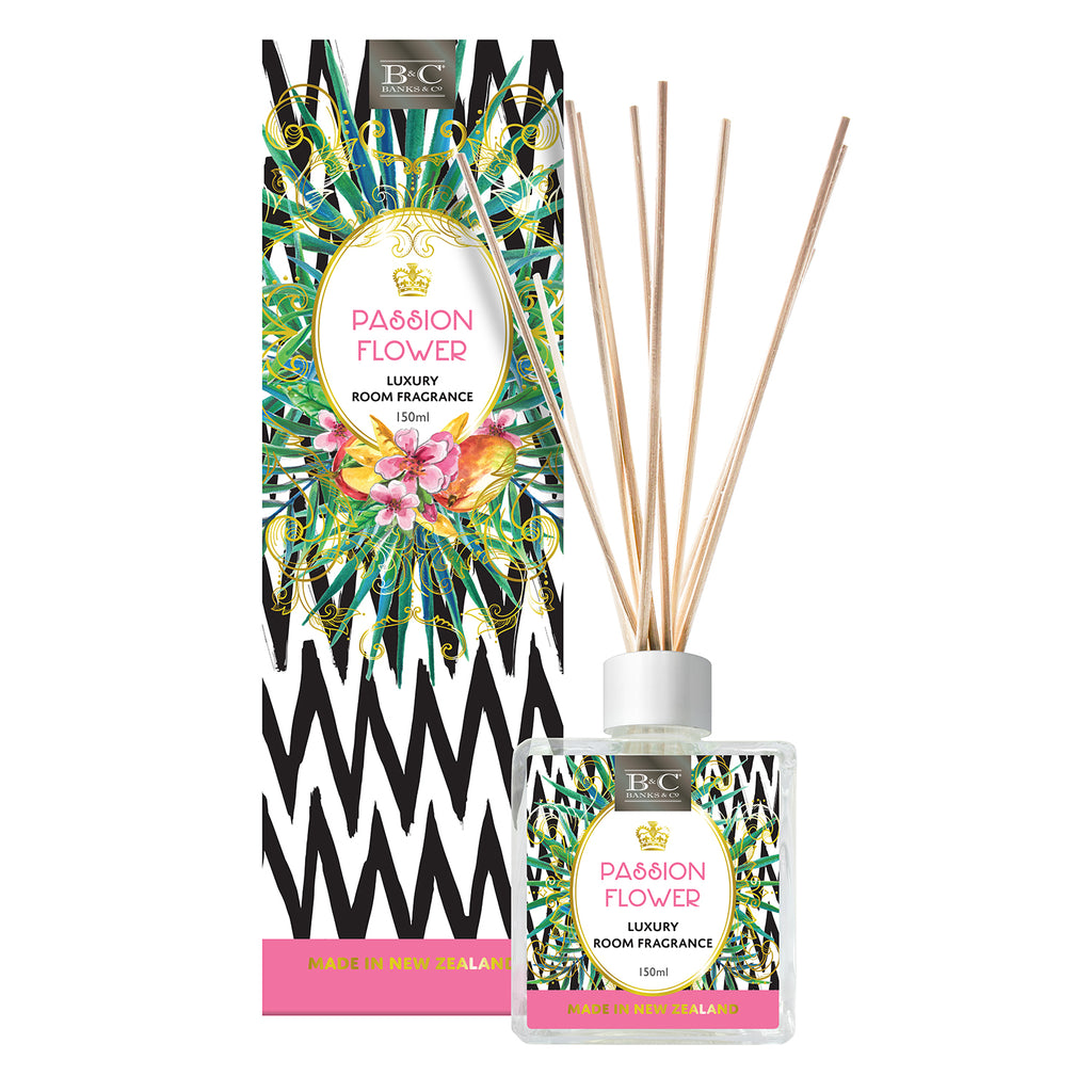 Passion Flower Luxury Room Diffuser