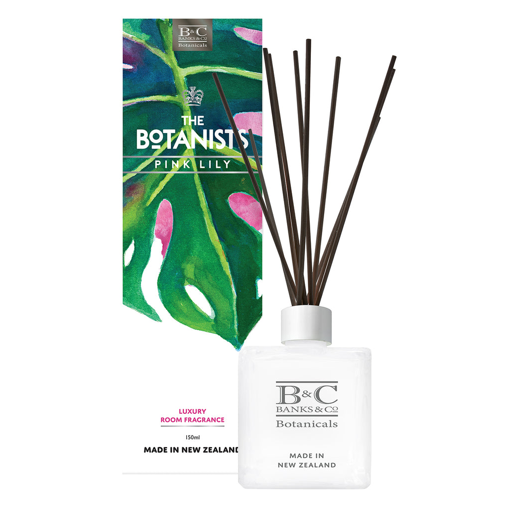 Pink Lily Room Diffuser