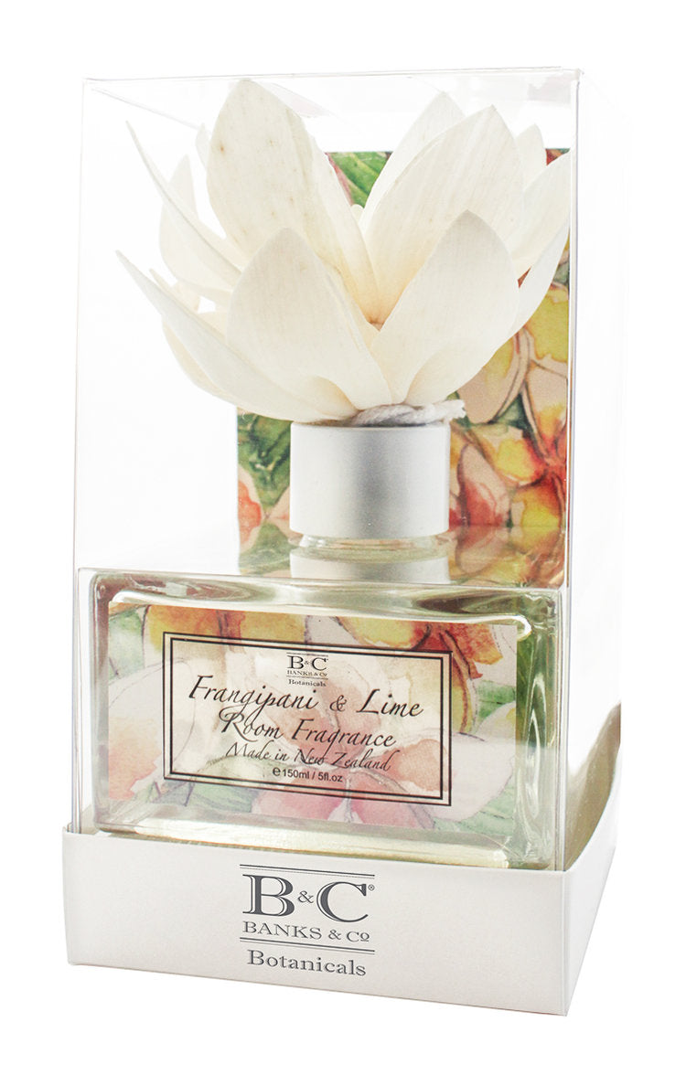 Frangipani & Lime Luxury Room Diffuser - Kiwi Collections