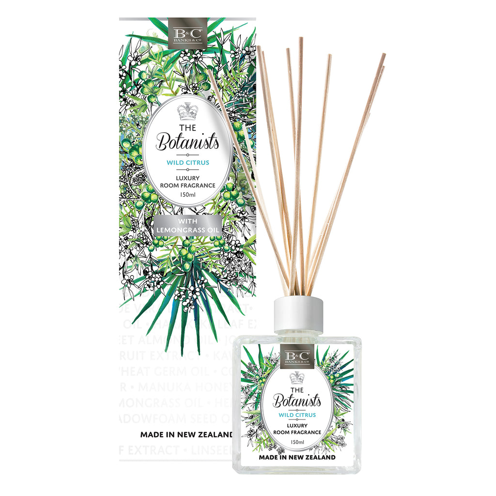 Wild Citrus Luxury Room Diffuser
