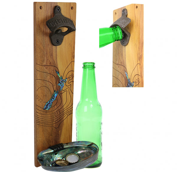 CAP MATE BOTTLE OPENER, NEW ZEALAND - Kiwi Collections