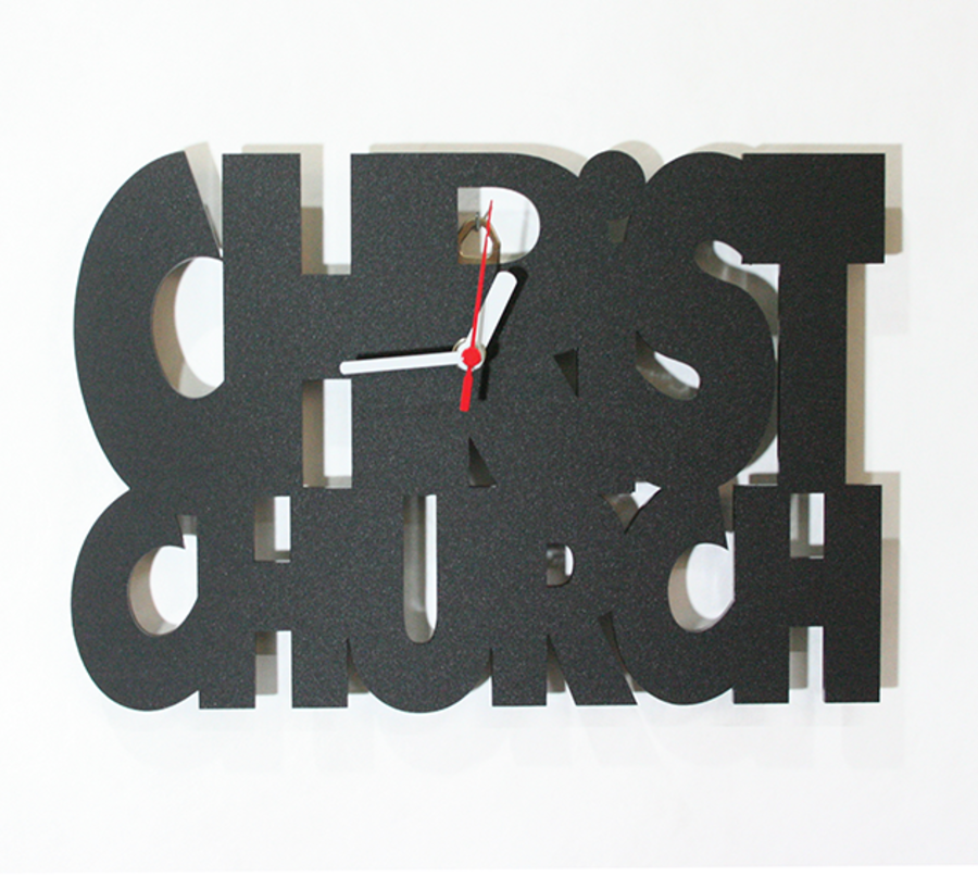 Clock: Christchurch - Clocks