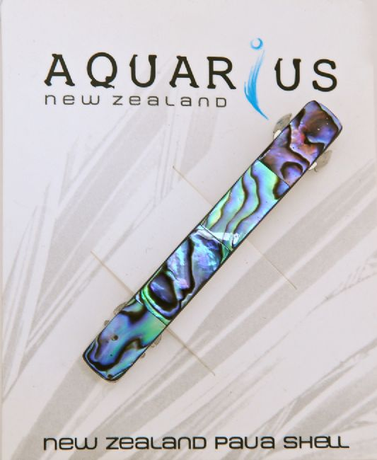 Paua Hairclip - Kiwi Collections