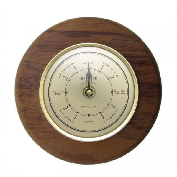 HG RIMU COMPACT TIDE CLOCK - Kiwi Collections