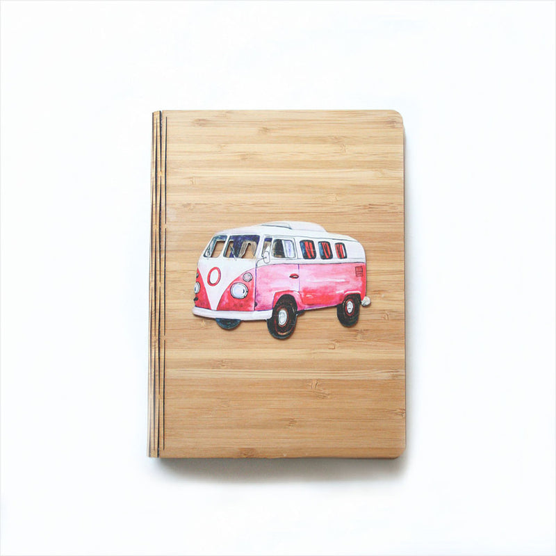Bamboo Journal: Printed Combi