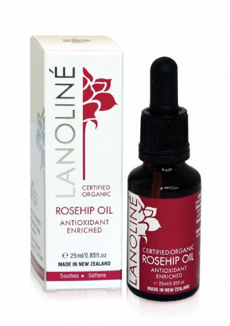 Rosehip Oil Certified Organic - Kiwi Collections