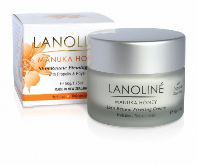 Manuka Honey Skin Renew Firming Crème - Kiwi Collections