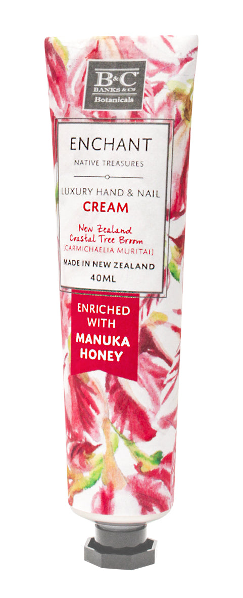 Enchant Hand & Nail Cream - Kiwi Collections